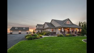 Picturesque Country Estate with a Equestrian Facility in Spokane, Washington