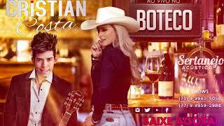 Baixar Cristian Costa | Ao vivo no Boteco (CD Sertanejo Acústico) - Lançamento sertanejo 2018