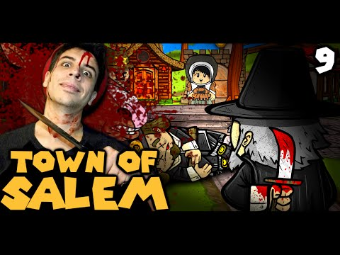 Anthony's Coming for You (The Derp Crew: Town of Salem - Part 9)