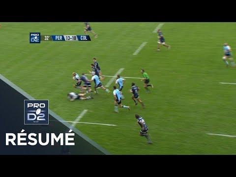 PRO D2 - Résumé Perpignan-Colomiers: 40-13 - J22 - Saison 2017/2018