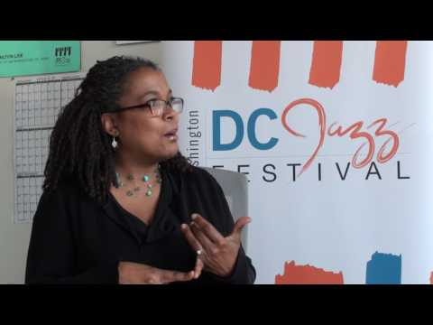 Sunny Sumter Interview 2017 - DC Jazz Festival