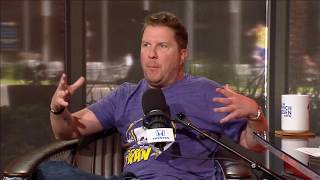 "Comedian Nick Swardson of Comedy Central's online series ""Typical Rick"" Joins The RE Show - 7/27/17 thumbnail"