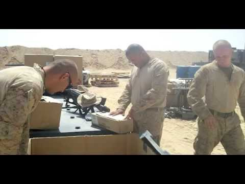1st Battalion 12th Marines Alpha Battery Motor Transportation
