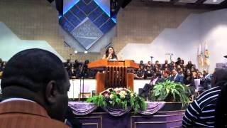 Kim Burrell - Faith and Thank You