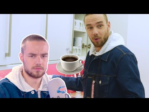 Liam Payne Is Our New Tea Boy!