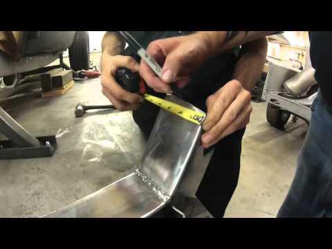 Full Tilt's Mustang II IFS Install   Part 1