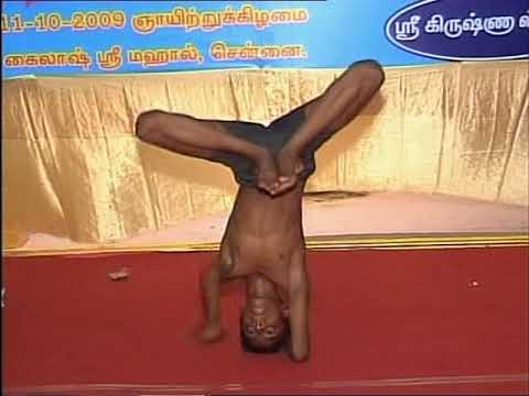 THE VIBHA GROUP 1st year STATE LEVEL YOGA COMPETITION-2009-TN-CHENNAI / PEAT-1