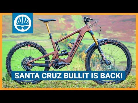 2021 Santa Cruz Bullit Review | HUGE 85Nm Torque, EP8 Equipped Enduro Machine