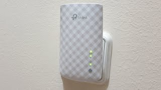How To Setup Tp-Link AC750 RE200 Dual Band Wireless Extender