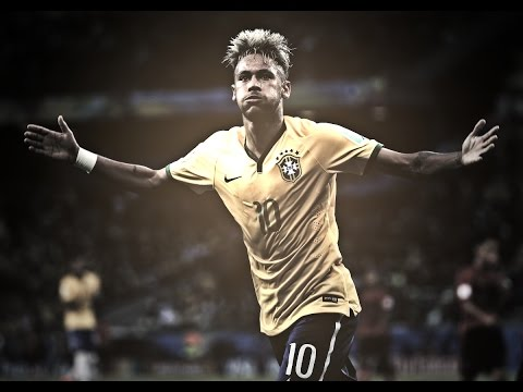 Neymar ► Hard Time - World Cup 2014 - Tribute | HD