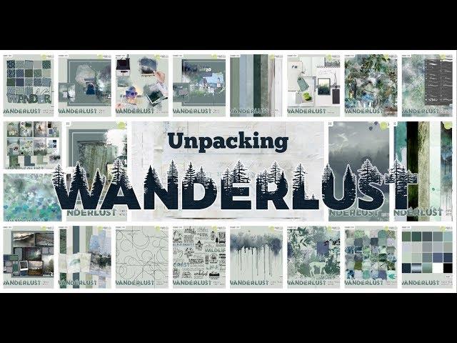 Wanderlust - Unpacking by NBK-Design