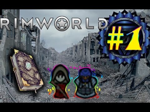 Rimworld Urban Horde Modded Game play (Brotherhood Among Brothers)