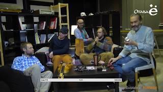 Отава Ё ТВ - отвечаем на вопросы, взвешиваем бревно (Otava Yo TV)