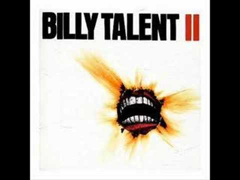 Billy Talent- Burn The Evidence