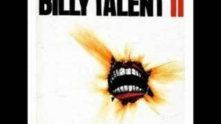 Billy Talent- Burn The Evidence