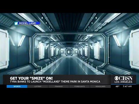 Tyra Banks to Open 'ModelLand' in Santa Monica
