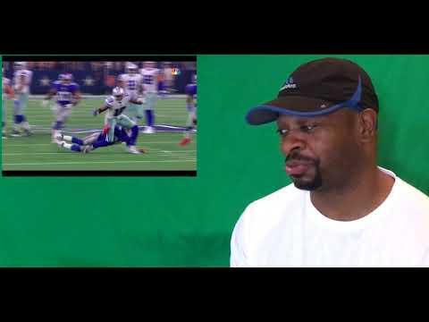 Giants vs. Cowboys   NFL Week 1 Game Highlights   Reaction