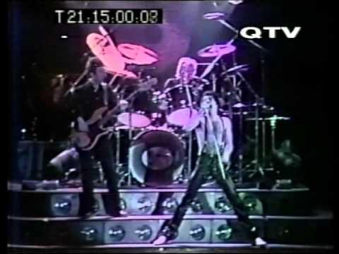 QUEEN -  In Paris 1979  Concert