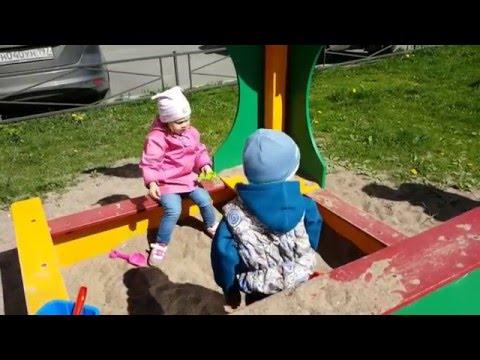 Vlog # 5/ Вышли погулять,...