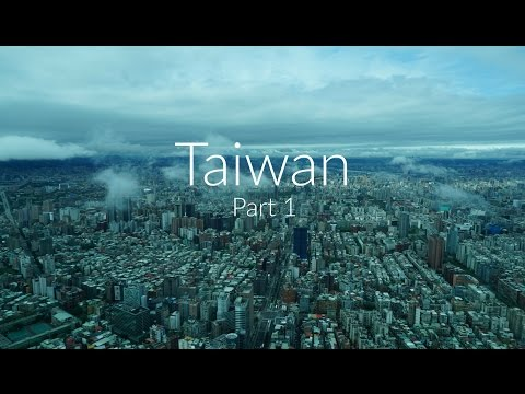 Trip to Taiwan (Part 1) ~Taipei~