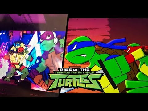 Rise Of The TMNT CHARACTER ART REVEALED EARLY??? Rumors and Predictions