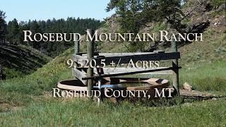 Rosebud Mountain Ranch