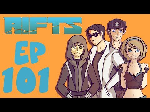 Rifts RPG Campaign Part 101