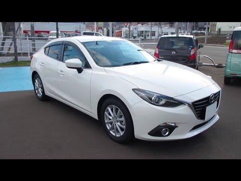2013 New Mazda Axela(mazda 3)sedan Exterior Amp Interior