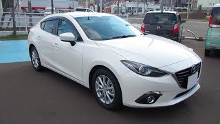 2013 New MAZDA AXELA(MAZDA 3)SEDAN - Exterior & Interior