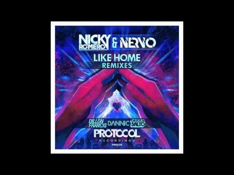Like Home (Gregor Salto Remix) - NERVO & Nicky Romero