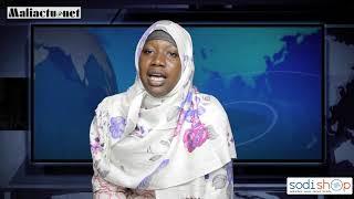 Mali: L'actualité du jour en Bambara (vidéo) Lundi 10  juin 2019