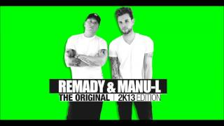 Remady & Manu-L - It