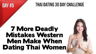 Thai  Dating Challenge [Day 5]