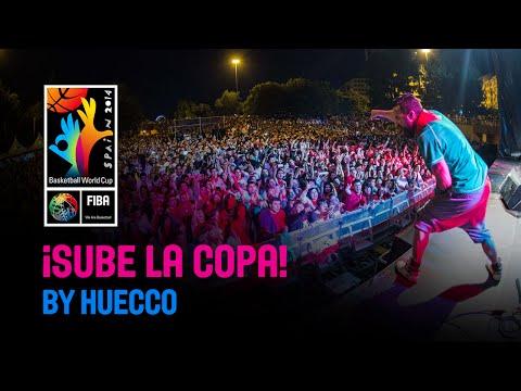Sube la copa  official song  2014 fiba basketball world cup audio