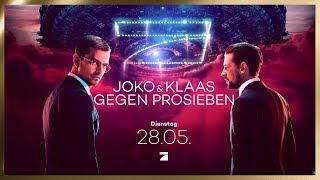 Joko und Klaas gegen ProSieben | Am 28. Mai um 20:15
