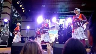 Турецкие народные танцы. Фестиваль Турции в Москве 17 июня 2017