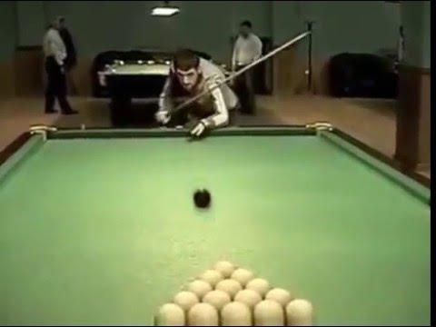 15 шаров одним ударом. Правда или фейк?