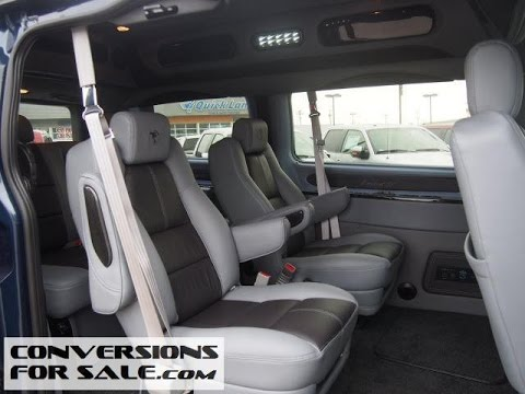 Ford Transit Conversion Vans For Sale Indiana