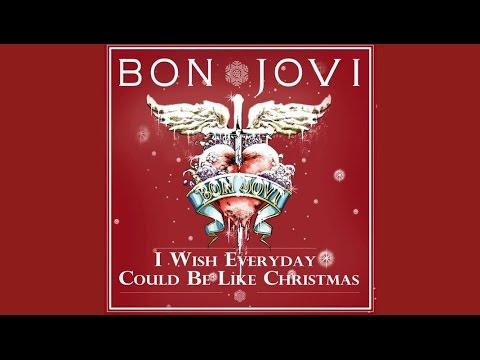 Bon Jovi - I Wish Everyday Could Be Like Christmas (SUBTITULADA EN ESPAÑOL) mp3