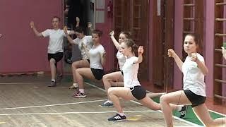 Урок физической культуры - 7 класс ( Митяев А. А.)