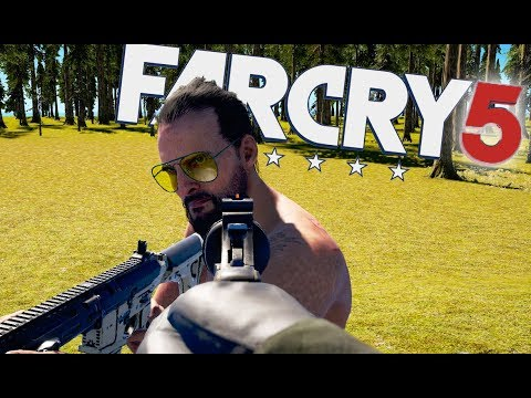100 Ways To Kill Joseph Seed - Part 1 - Far Cry 5 Arcade Editor / Map Editor