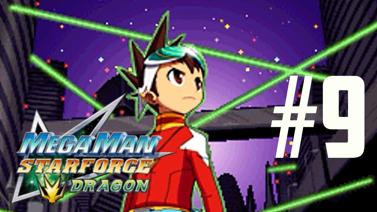 Mega Man Star Force Dragon Part 9 - Cygnus Strikes [HD ...
