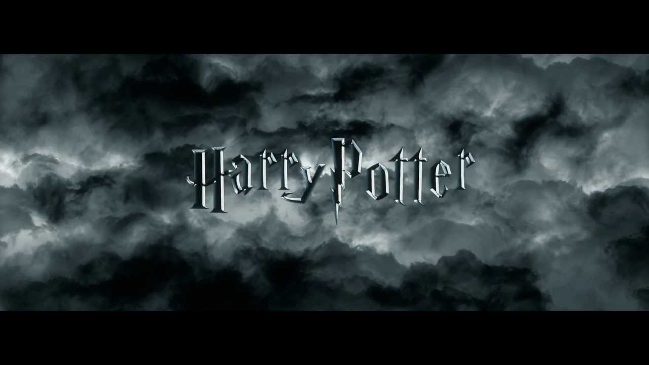 Dark Clouds Hd Wallpaper Harry Potter Title Re Creation Youtube