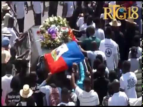 Funérailles du militant de