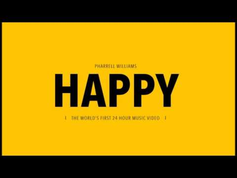 Pharrell Williams - Happy From Despicable Me 2 - 432 Hz