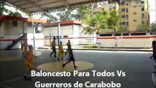 Festival de Baloncesto en Parque Andres Eloy Blanco