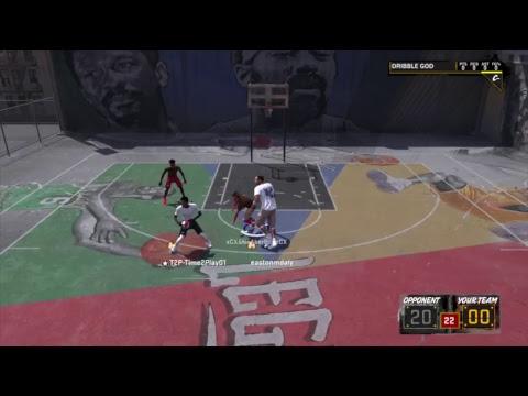 NBA2K18 Playground Gameplay