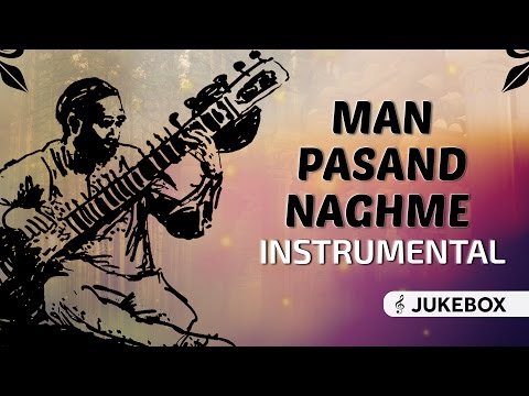 Man Pasand Naghme by Ustad Salamat Ali Khan | Instrumental Songs | Non -Stop Jukebox