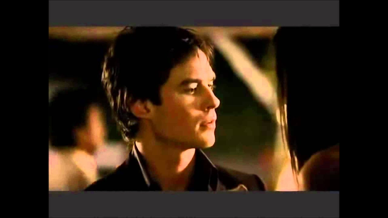 Damons death [Vampire Diaries] - YouTube