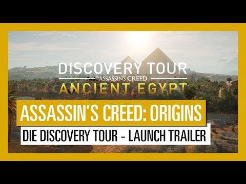 Ubisoft: Discovery Tour by Assassin's Creed: Ancient Egypt ...